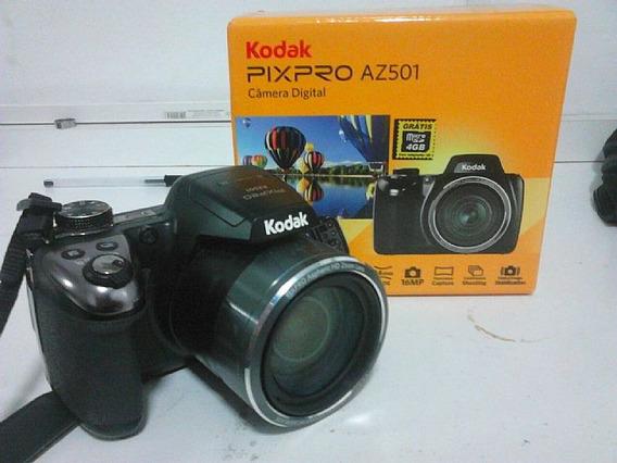 Câmera Fotográfica Kodak Pixpro Az501