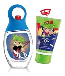 Skid Rock + Shampoo Pies A Cabeza By Jafra