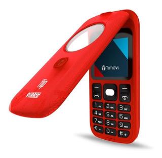 Celular Flip 911 Adulto Mayores Niños Doble Sim Timovi 3.5g