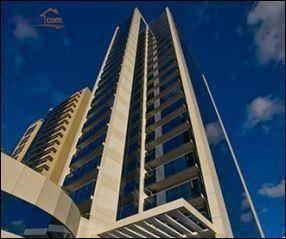 Andar Corporativo Para Alugar, 265 M² Por R$ 15.935/mês - Brooklin - São Paulo/sp - Ac0012