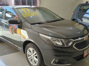 Chevrolet Cobalt 1.8 Ltz Flex 5p Completo Automático 2017