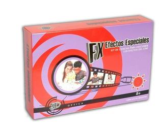 Efectos Especiales 3d Juego Kit De Ciencias Para Niños
