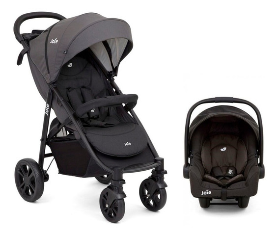 Coche Cuna Bebe Joie Litetrax 4 Travel System