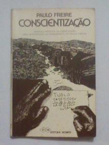 Livro: Conscientização - Paulo Freire