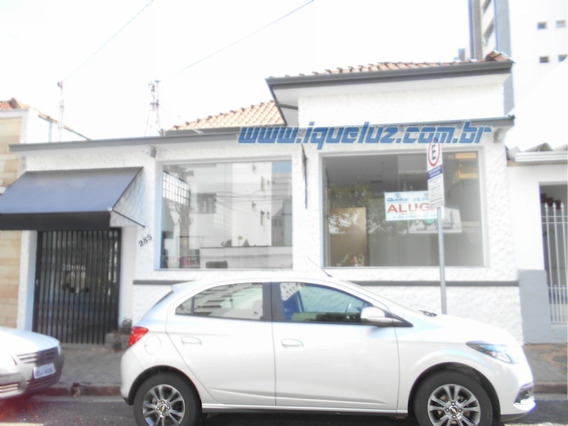 Casa Comercial Para Alugar - 00050.003