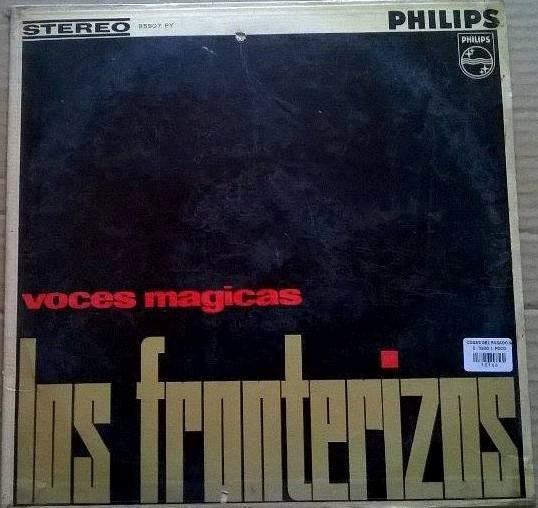 Disco Vinilo Voces Magicas Los Fronterizos