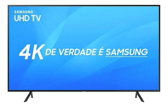 Smart Tv Samsung Nu7100 55 Uhd 4k