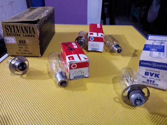 Lampadas Excitadoras Para Projetores De 16 E 35mm