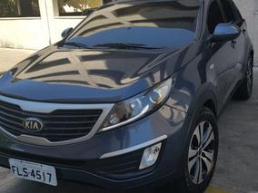 Kia Sportage 2.0 Lx 4x2 Flex Aut. 5p 2014