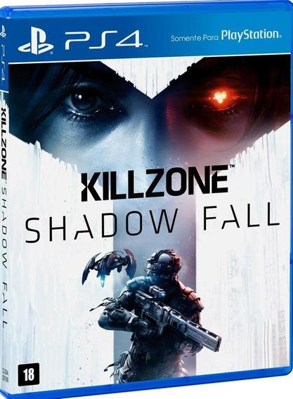 Jogo Ps4 Killzone Shadow Fall - Lacrado Game Ps4