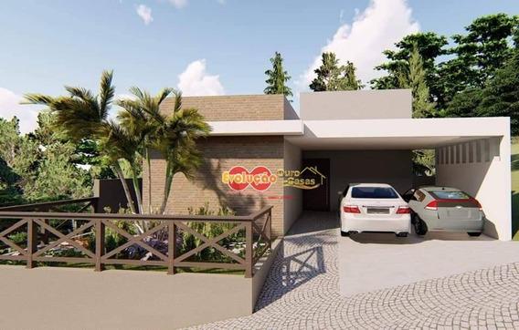 Casa - Condomínio Itatiba Country - Ca3749