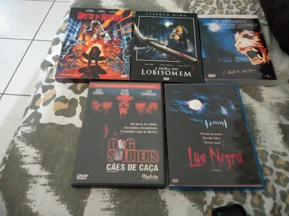 Dvds Lobisomem Americano Em Londres +4 Filmes Clássicos