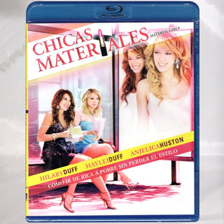 Chicas Materiales - Material Girls Blu-ray Región A