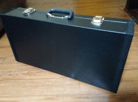 Hard Case Pedalboard Pedais Pedaleira 60x30x12