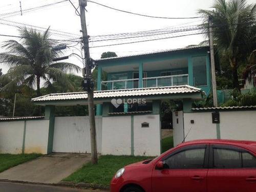 Imagem 1 de 30 de Casa Com 3 Dormitórios À Venda, 180 M² Por R$ 990.000,00 - Ponta Grossa - Maricá/rj - Ca16824