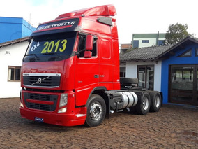 Volvo Fh 540 6x4 Ano 2013