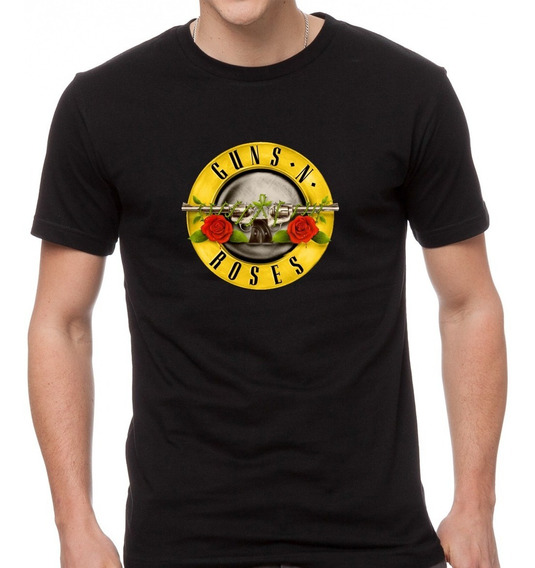 Remera Guns N Roses Varios Diseños Rebel Label