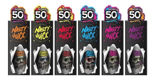 Nasty Juice Esencia Premium Para Vaporiz - L a $300
