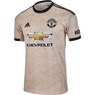 Camisa Manchester United 19/20 Unif. 2 - Pronta Entrega