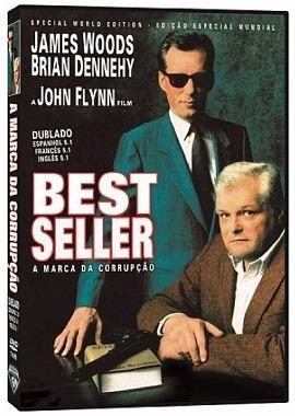 A Marca Da Corrupção / Best Seller / John Flynn / Dvd7489 | Mercado Livre