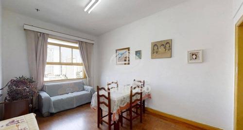 Imagem 1 de 17 de Apartamento Com 2 Dormitórios À Venda, 100 M² - Santa Cecília - São Paulo/sp - Ap11557