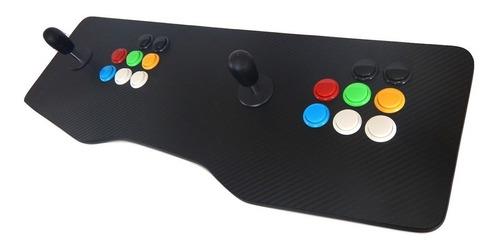 Control Joystick Arcade Usb Pc Ps3 Mini Consola Mac + Juegos