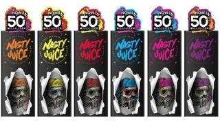 4 Esencias Liquido Nasty Juice Vaper Vapeador Vaporizador