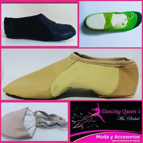 Zapatos De Jazz, Medias Puntas, Punteros Y Dedos Libres