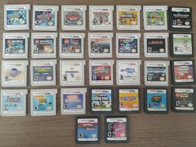 Jogos Nintendo 3ds E Nintendo Ds (sem Capinha)