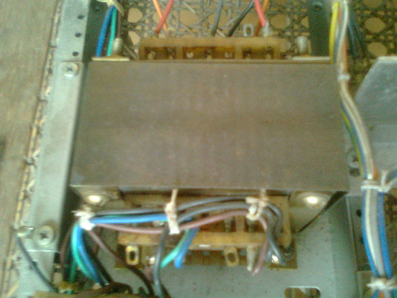 Transformador - Amplificadores M 76 E 86 Gradiente Original