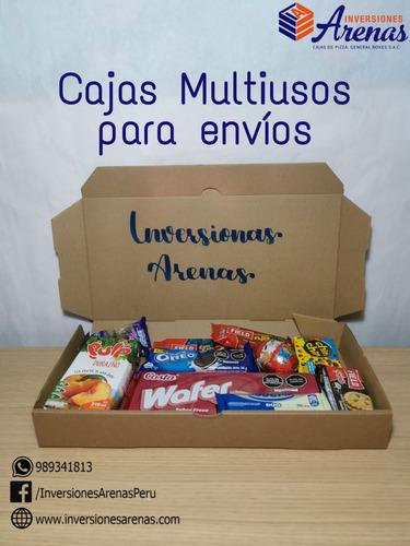 Cajas De Cartón Grueso Multiusos Para Envíos En Stock