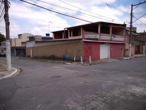 Casa Com 4 Dormitórios À Venda, 200 M² Por R$ 600.000,00 - Vila Tolstoi - São Paulo/sp - Ca0126