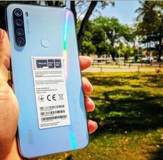 Celular Xiaomi Redmi Note 8 64 Gb + Brindes