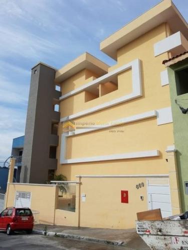 Apartamento Em Condomínio Studio Para Venda No Bairro Vila Granada, 2 Dorm, 45 M - 4573