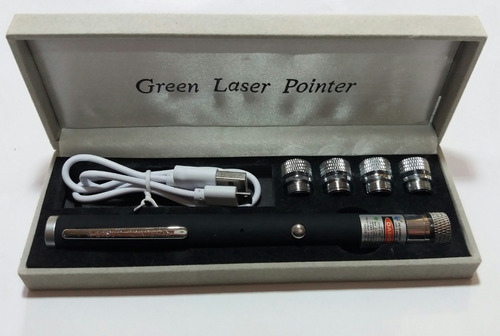Lanterna Laser Verde Forte