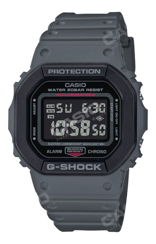 Reloj Casio G-shock Youth Dw-5610su-8 Serie Utility Color