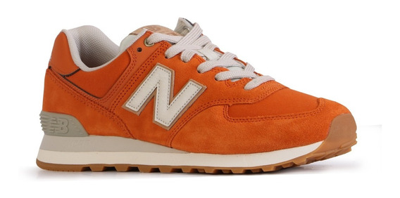 Zapatillas New Balance 574 Ml574oud Hombre Moda Urbana