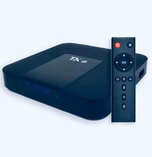 Transforme Sua Tv Em Smart Com Tx9 2gb / 16gb
