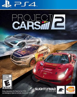 Project Cars 2 Ps4