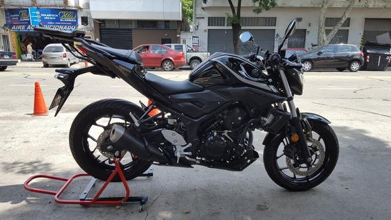 Yamaha Mt 03 2017 Rodada 2018