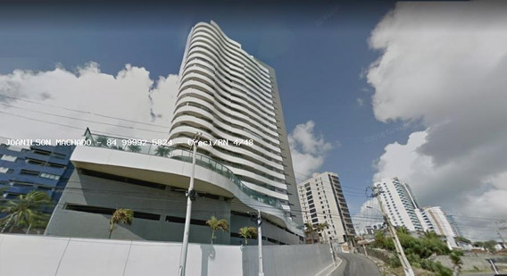 Apartamento Para Venda Em Natal, Areia Preta - Ed. Porto Atlântico, 4 Dormitórios, 4 Suítes, 6 Banheiros, 4 Vagas - Ap1161-porto Atlântico
