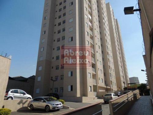 Tatuapé - Apartamento De 2 Dormitórios Com 46 M² E 1 Vaga Na Garagem. - 997