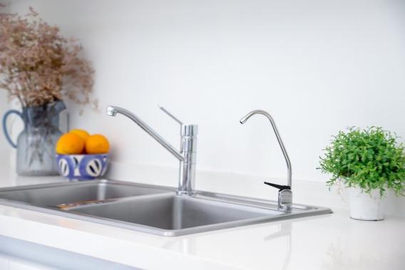 Purificador De Agua Filtro Bajo Mesada - Aprobado Anmat