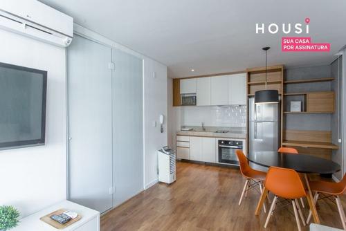 Imagem 1 de 15 de Apartamento - Itaim Bibi - Ref: 971 - L-971