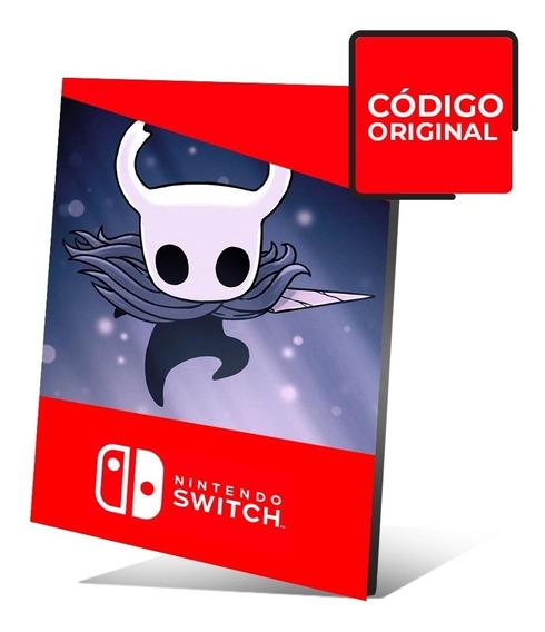Hollow Knight - Jogo Nintendo Switch - Código Digital