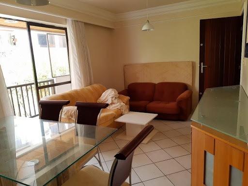 Apartamento Com 3 Quartos Para Alugar, 120 M² Por R$ 2.500/mês - Pituba - Salvador/ba - Ap2574