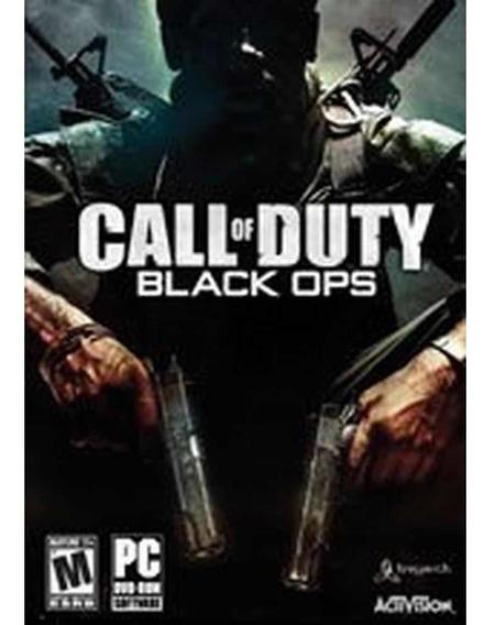Call Of Duty Black Ops Pc Mídia Física