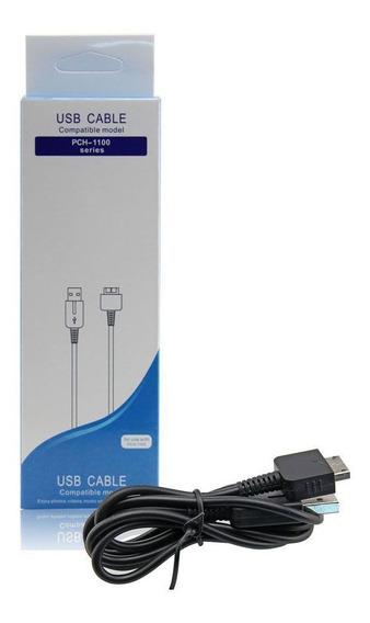 Cabo Usb Carregador Para Sony Ps Vita Playstation Fonte