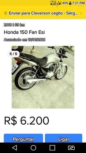 Honda  150 Esd Injetada