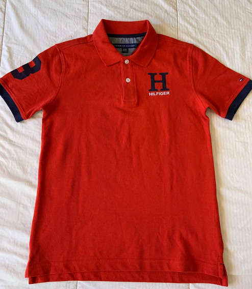 Chomba Niños Tommy Hilfiger - Talle M (12/14) - Impecable